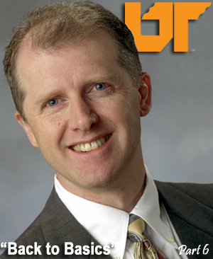 "<p><i>Supply Chain Management Review</i> introduces a new series called ""Back to Basics.""&nbsp; It's a look into how excellence in the core logistics and supply chain activities leads to overall business success. The articles in this seven-part series are written by educators from the University of Tennessee. <i>Pictured: Daniel J. Flint, The Proffitt's, Inc. Associate Professor of Marketing, University of Tennessee.</i></p>"