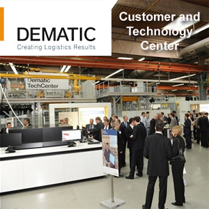 <p>On June 10, 2010, with some 200 invited guests from the economic and political sectors, as well as a technological thunderbolt, Dematic opened its new, cutting-edge customer and technology center in Offenbach.</p>