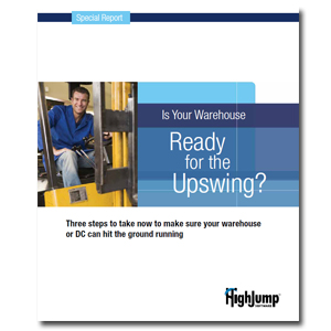 <p>You&#8217;ve been in maintenance mode for what seems like years - are you sure your warehouse or DC is ready for the economic recovery? Follow a three-step action plan to prepare your business.</p>