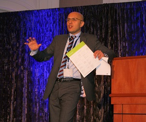 <p>Krish Nathan, SDI&#8217;s president and CEO, talked about software and ecommerce at SELF15 in Las Vegas.</p>