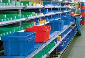 <p>Reusable plastic totes and containers in a closed loop systems can provide cost savings as well as environmental benefits.</p>