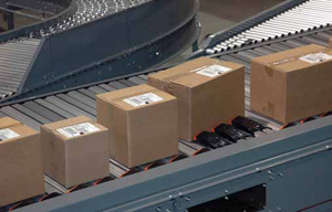 <p>Conveyor and sortation systems are using software and controls to manage the flow of goods while distributing work in a way that eliminates bottlenecks.</p>