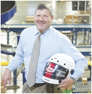 <p>Lewis Hornsby, vice president of global logistics and fulfillment.</p>