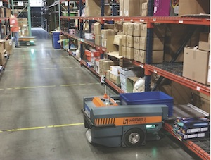 <p>Automation can support replenishment and pick productivity by increasing SKU accessibility throughout a facility.</p>
