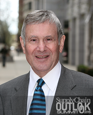 <p>Loyola University Chicago&#8217;s John Caltagirone will lead a round table discussion with Chicago area supply chain leaders at the Supply Chain Outlook Summit 2015 in Chicago, November 3.</p>