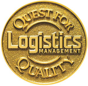 <p>The <i>Logistics Management</i> Quest for Quality (Q4Q) award is in its 28th year and is the most prestigious award in the transportation and logistics industry. <a href=