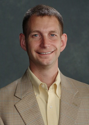 <p>Russ Meller, University of Arkansas.</p>