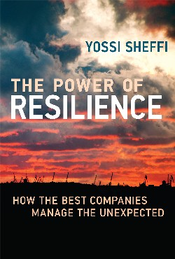 <p>In his new book, Yossi Sheffi examines how the best companies manage risk and resilience.</p>