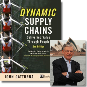 <p>John Gattorna is one of the most original thinkers in the fast-changing arena of supply chain management. He has pioneered the idea of dynamic alignment which is so powerfully presented in this ground-breaking book.</p>