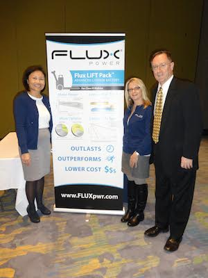 <p>from left: Elsa Tay, Director of Marketing; Kerri Taylor, Director of Business Development; Ron Dutt, CEO</p>