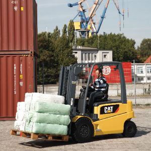 <p>Opportunity fast-charging and an 80-volt battery may give electric lift trucks more of the capacity and performance attributes of internal combustion trucks.</p>