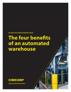 Solving the Labor Shortage Crisis: The Four Benefits of an Automated Warehouse