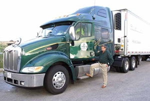 <p>Continental Floral's private fleet allows the wholesale florist to change a route if a customer misses a truck and gives it the flexibility to add capacity at holiday times.</p>