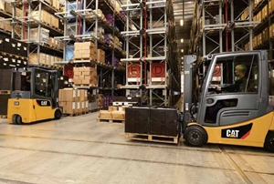 <p>New tools allow managers to track lift truck activity in real time from anywhere in the facility.</p>
