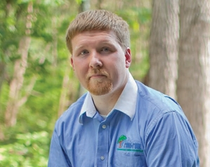 <p>Jason O'Mahony, logistics and operation manager, ParknPool</p>