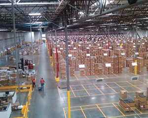 <p>With the implementation of its new WMS in its McDonough, Ga., regional DC (above), the company shed its paper-based systems and maximized its WMS to automate inventory, shipping, and labor. The company is now rolling out the WMS to the rest of its regional facilities.</p>