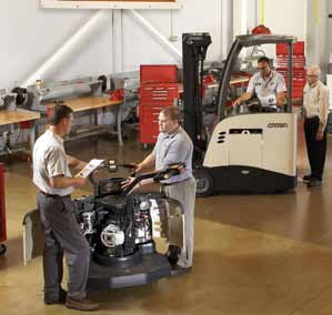 <p>As lift truck technology rapidly changes, ongoing training for technicians is essential.</p>