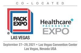 随着拉斯维加斯包装博览会和医疗包装博览会将行业聚集在一起,增长预测