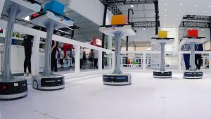 极客+和富戴劳集团用智能分拣机器人加速了希腊和塞浦路斯的电子商务