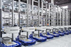 HAI机器人公司与Savoye合作