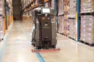 自主清洁机器人:来到您的DHL邻居设施