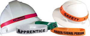 Promostretch®硅胶硬帽乐队