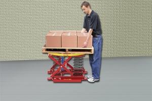 PalletPal 360弹簧水平装载机