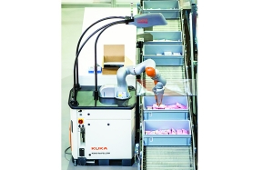 ItemPiQ Robotic Picking Solution
