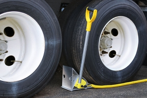 高级车轮楔块-轮胎楔块系统
