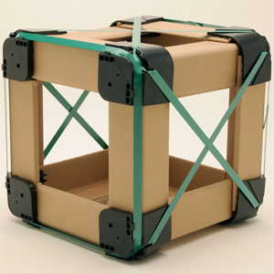 <p>Multi-Dimensional Packaging Solution Combines Ready-to-Ship, Ready-to-Display and Ready-to-Sell Capabilities</p>