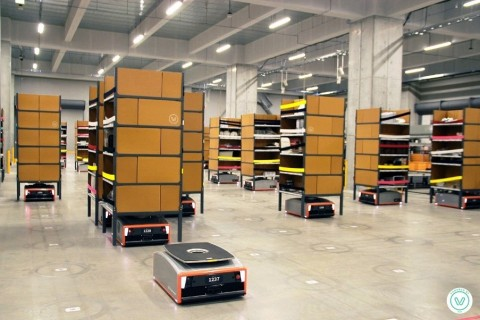 <p>GreyOrange intelligent robotics systems deliver flexible, cost-effective supply chains to expedite distribution and fulfillment processes.</p>