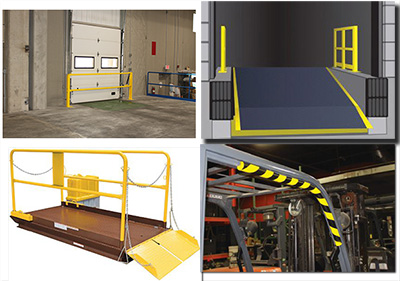 Modern materials handling dock equipment the proper selection and usage of dock equipment can improve safety and productivity publicscrutiny Choice Image