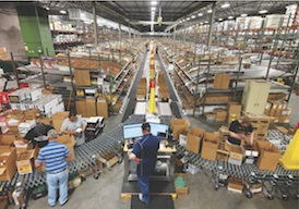 <p>E-commerce demands real-time responsiveness to single-line orders, challenging legacy systems geared toward daily cycles and case quantities.</p>