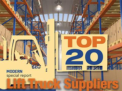 Modern Materials Handling - Top 20