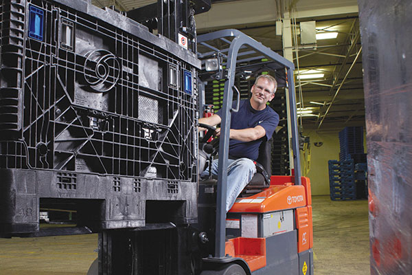 Modern Materials Handling - Automation
