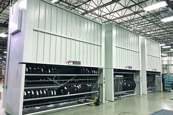 Modern Materials Handling - ASR Systems