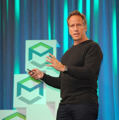 <p>Keynote speaker Mike Rowe says Millennials are an easy target, &#8220;but we raised them. And we raised them to borrow money they don&#8217;t have and can&#8217;t pay back to go to school for jobs that don&#8217;t exist.&#8221;</p>
