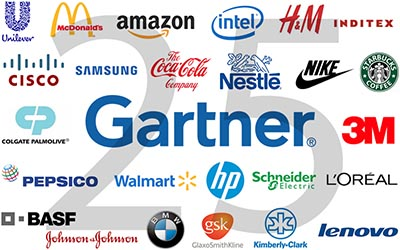 Supply Chain Management Review - Gartner Top 25