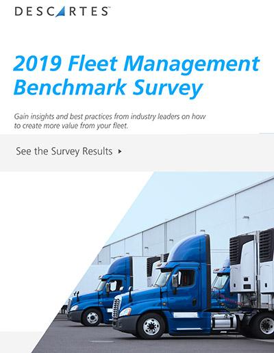 Supply Chain Management Review - Fleet Management