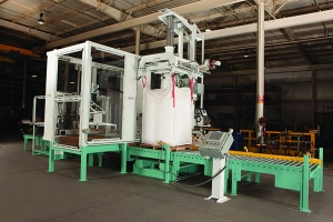 Packaging Corner: Automatic bulk bag filling