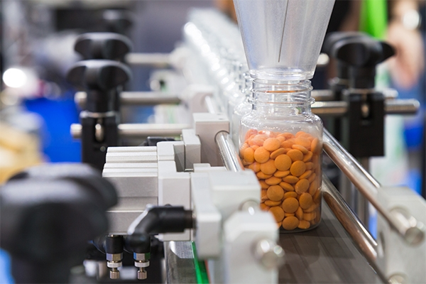 Automated Product Solutions for Handling Pharmaceuticals