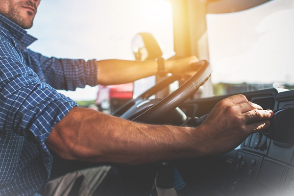 Supply Chain Management Review - Trucking