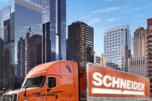 Schneider national ipo filing
