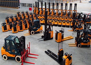 The Economic Impact of the Industrial Lift Truck - Supply
