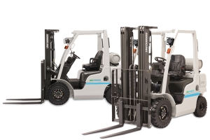 Platinum II® Internal Combustion Lift Truck