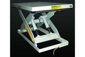 Beacon Hydraulic Lift Table Provides OEM Equipment Integration