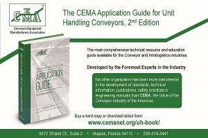 CEMA Application Guide For Unit Handling Conveyors, 2nd Edition