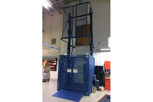 Autoquip's Freight Lifts Offer Versatile Material Handling Functionaility