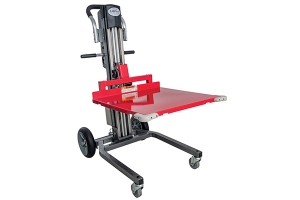 Liftplus Lite Stacker Combines Lifting and Positioning
