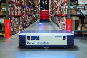 Freight500 and Freight1500 autonomous mobile robots
